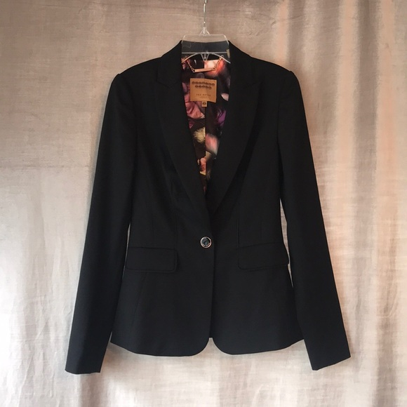 ade1d9bda744 Ted Baker London Black Blazer - Working Title. M 5b992043951996cae9a77ab1.  Other Jackets   Coats ...